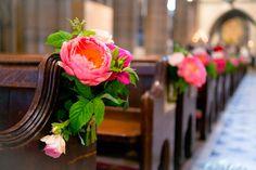 Increibles Arreglo de iglesia para boda.Fantásticos Tips.