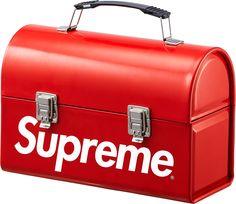 Supreme Metal Lunch Box (2015)