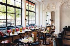 Apres East Mamma le Restaurant Ober Mamma à Paris