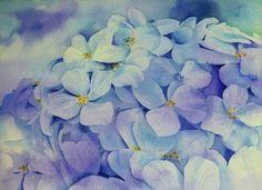 Thomas Habermann Watercolor by elvira