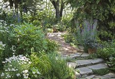 How to Make Garden Steps from Rocks or Stones