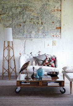 Idées de meubles en palettes DIY – 20 projets formidables