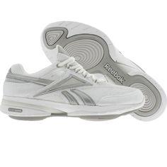 e77f35ce9e3aab Reebok Womens EasyTone Reenew (white   silver   steel   light grey) 11-