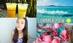 Sunkissed Summer Tag! ☼ {created by me!}