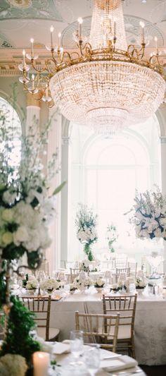 Splurge + Save With These Wedding Registry Essentials Parisian Wedding, French Wedding, Chic Wedding, Elegant Wedding, Perfect Wedding, Dream Wedding, Wedding Day, Wedding Table, Wedding Reception
