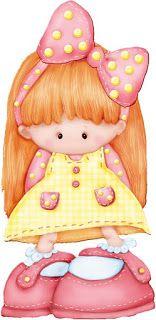 imagenes de muñecas bonitas para imprimir