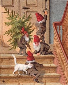 ♥️Santas Elfs