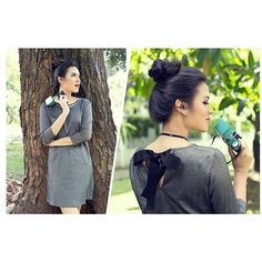 Easy Friday in my cottonink Maxine Dress! Pict by alodita