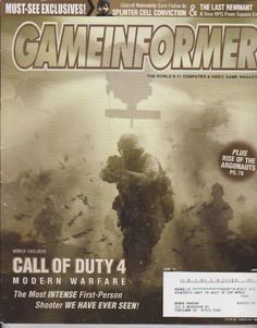 GameInformer The World's #1 Computer & Video « Library User Group