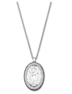Swarovski Vita Pendant Swarovski, Black And White, Diamond, Pendant, My Style, Jewelry, Fashion, Black White, Jewellery Making