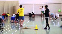 Cinco y rotas - 20160425_142016.mp4 #Juegosmotores #inef #ccafyd #ugr #educacionfisica #physicaleducation @Fac_Deporte_UGR @CanalUGR