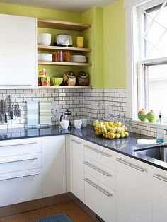 http://www.manufacturedhomerepairtips.com/easybacksplashideas.php some ideas on what types of backsplashes can be installed in the kitchen or bathroom.