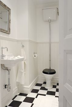 Ideas Bath Room Inspiration Mirror Floors For 2019 Downstairs Cloakroom, Downstairs Toilet, Laundry In Bathroom, Simple Bathroom, Laundry Rooms, Bad Inspiration, Bathroom Inspiration, Room Interior, Interior Design Living Room