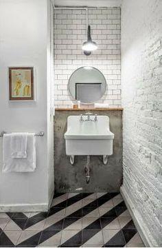 #banheiro #bathroom #decor                                                                                                                                                                                 Mais