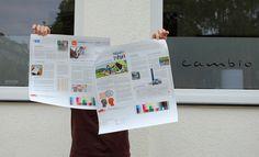 Kompakter, frischer, luftiger und mit viel Neuem und Wissenswertem über cambio. Das neue Journal ist da! In den nächsten Tagen im Briefkasten, in der Mailbox oder sofort auf der Website runterladen… http://www.cambio-CarSharing.de/cambioJournal