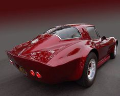 1963 Corvette Custom #corvette