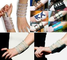 Bracelet porte-monnaie