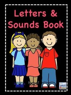 Read More About Letters and Sounds Book Learning Resources, Teacher Resources, Kids Learning, Classroom Resources, Alphabet Activities, Hands On Activities, Classroom Activities, Toddler Activities, Teaching Letter Sounds