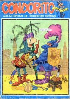 Coleccion de Revistas de Condorito en PDF: A Reir con Condorito Childhood, Comic Books, Fictional Characters, Comics, Cartoon, Journals, Infancy, Comic Strips, Comic Book