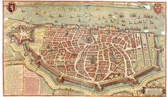 Antwerpen hoefn 1598