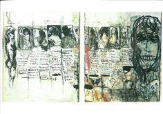 'Exotic Lingerie' - Marlene Dumas Galerie Paul Andriesse Amsterdam, The Netherlands