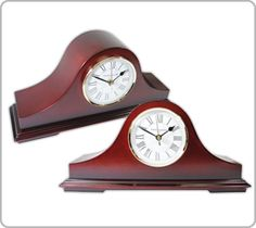 The mantle clock exhibits a refined taste and contributes positively to the décor. It frequently has Roman characters on its face and a metal completed bezel around it. You must additionally anticipate to locate a chiming function such as the Westminster chime seeming on the hr used by a count of the hour.