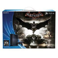 PlayStation 4 Batman: Arkham Knight 500GB Bundle   PCRichard.com   3000847