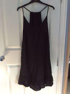 M&S black sundress