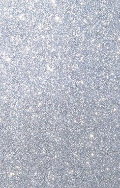 'Silver Metallic Sparkly Glitter ' iPhone Case by podartist Silver Metallic Sparkly Glitter
