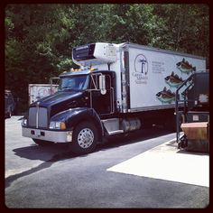 One of our trucks at our wholesale location by captainmardens, via Flickr