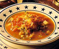 Spicy Manhattan Clam Chowder Recipe