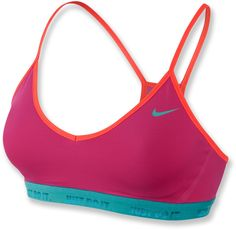 Lightweight Support and Good Looks. Nike Favorites Sports Bra