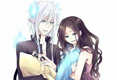 Père et mère de Rin et Yukio
