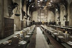 Harry Potter Great Hall. For the fun of it.