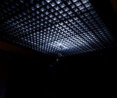 ITAP a flashlight in a light fixture inside an abandoned office building [MLM] http://ift.tt/2m3erqa