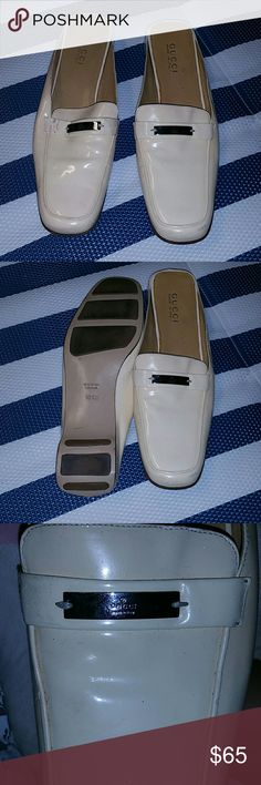 Gucci Slip Ons Gucci Slip Ons  They are a bit sticky but other than that are in great condition. Gucci Shoes Flats & Loafers
