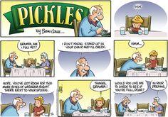 Pickles Comic Strip, June 14, 2015 on GoComics.com