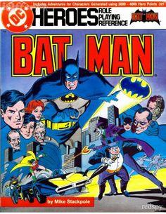 Batman Sourcebook