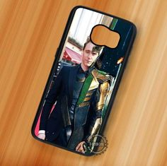 Tom Hiddleston Loki - Samsung Galaxy S7 S6 S5 Note 7 Cases & Covers