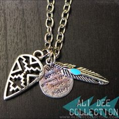 Ali Dee Collection - Well Behaved Women Necklace , $24.00 (http://www.alideecollection.com/well-behaved-women-necklace/)