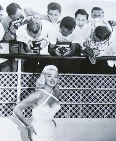 Diana Dors. Such a beauty from the 50's.