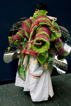 'I Was Gagged to Get to Witness It All'—Inside Central Saint Martins's Graduate Show | Vogue