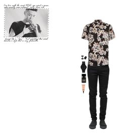 """""""-𝓐𝓾𝓭𝓲𝓽𝓲𝓸𝓷 𝓯𝓸𝓻 𝓐𝓐 𝓔𝓷𝓽𝓮𝓻𝓽𝓪𝓲𝓷𝓶𝓮𝓷𝓽"""" by shin-jihoon ❤ liked on Polyvore featuring County Of Milan, Topman, Blood Concept, MAC Cosmetics, men's fashion, menswear and primaryproject"""