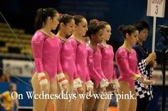 Mean girls and usa gymnastics team