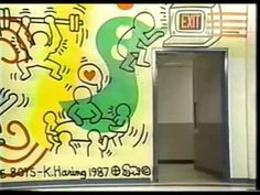Sesame Street: Exit – Keith Haring (1991).