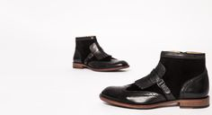 Winter 2017, Fall Winter, Autumn, 18th, Ankle, Boots, Collection, Fashion, Crotch Boots