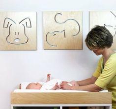 Make Modern Kids Art With A Dremel Tool