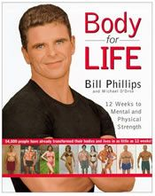 Body for Life - Bill Phillips rocks. I lost 24 pounds during my 12 week challenge. A great way to come back after having a baby.