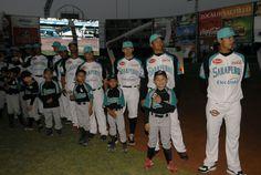 Inauguración de los Saraperos en el estadio Francisco I. Madero. #Coahuila