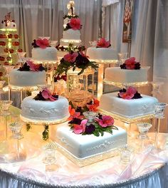 Indescribable Your Wedding Cakes Ideas. Exhilarating Your Wedding Cakes Ideas. Big Wedding Cakes, Wedding Cake Stands, Elegant Wedding Cakes, Beautiful Wedding Cakes, Gorgeous Cakes, Wedding Cake Designs, Fountain Wedding Cakes, Bolo Fack, Quince Cakes